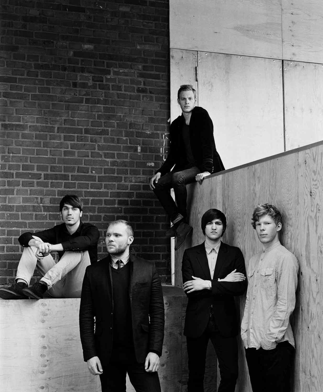 Künstlerfotos - Band